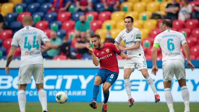 Russian Premier League - CSKA Moscow v Zenit Saint Petersburg