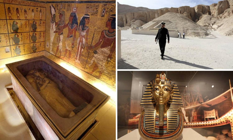 Istraživači otkrili: Faraon nije imao skrivene sobe u grobnici