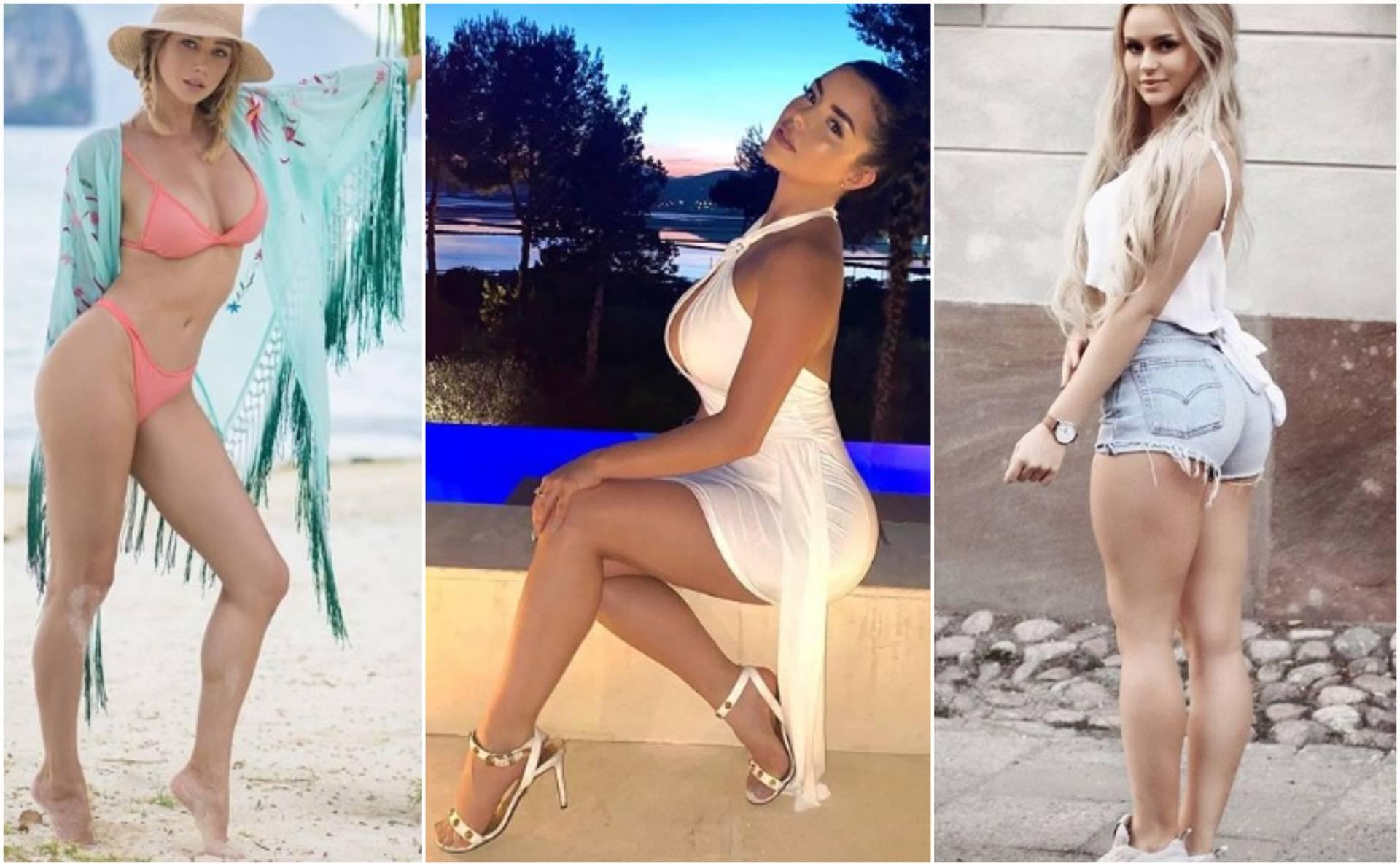 Najbolje noge na Instagramu: Slažete li se s ovim odabirom?