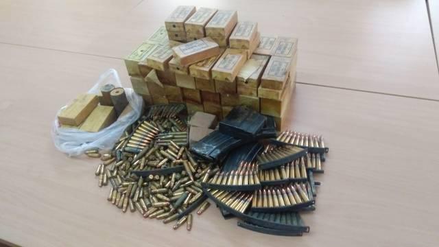 Policiji predali 24 kg eksploziva