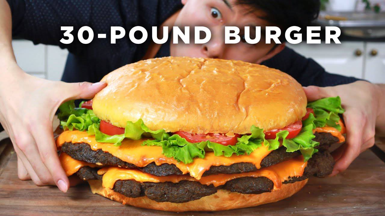Divovski burger