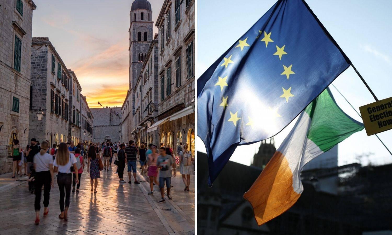 'Hrvatska me ubila porezima, a u Irskoj cijene moj naporan rad'