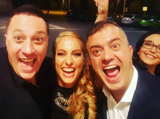 Nastup u liftu: Andrija smislio turbo-folk pjesmu za Eurosong