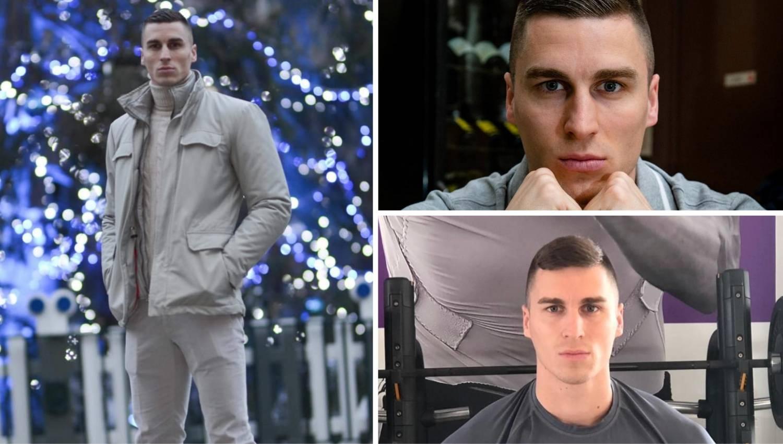 Zamrznuti Ognjen Vranješ: Sve mu se mijenja osim izraza lica