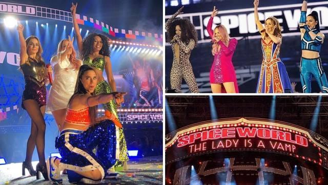 Spice Girls održale povratnički koncert: 'Koja trula atmosfera'