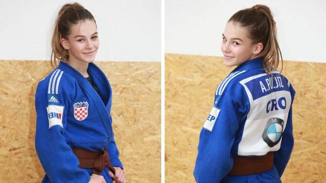 Ana Viktorija ima 15 godina, 44 kilograma i nepobjediva je