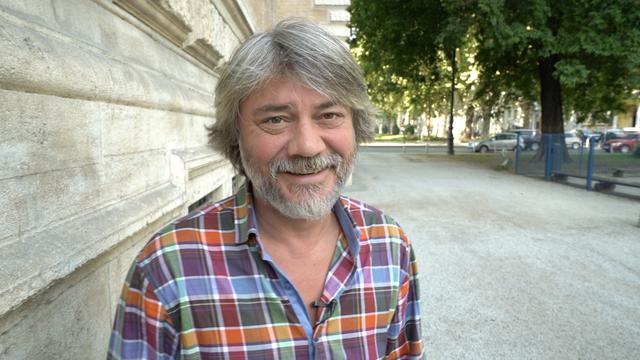 Kristijan Ugrina: 'Kazalište ću uvijek izabrati ispred televizije'