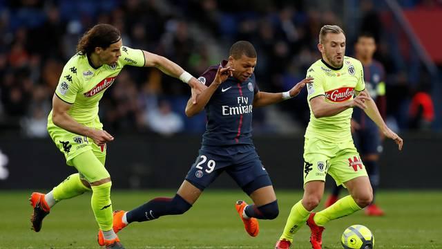 Ligue 1 - Paris St Germain vs Angers