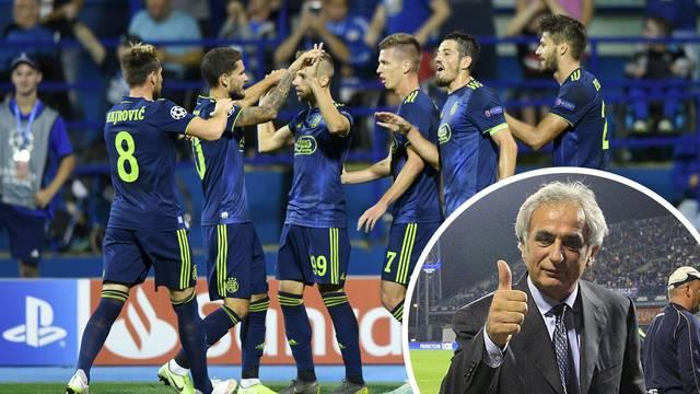 Vaha: Dinamo izgleda europski, opet će napraviti velike stvari!