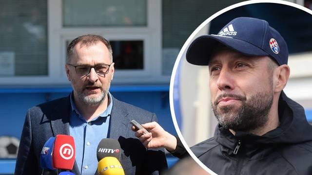 Antolić: Novi trener Dinama? Jovićević je jedini kandidat...
