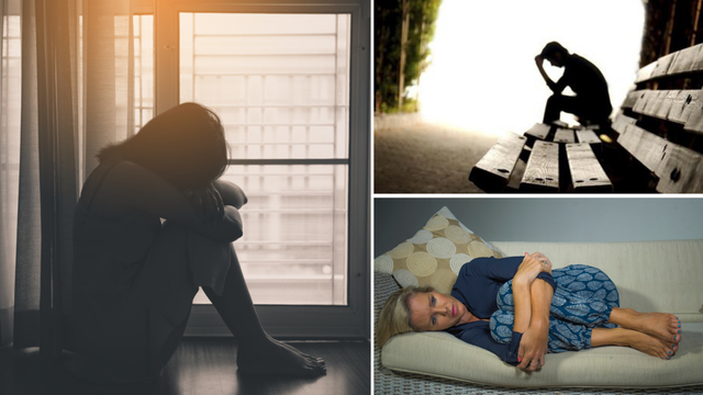 Psihologija gubitka: 7 je lica tuge koja izražavaju veliku bol