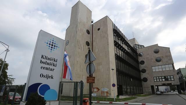 U Osijeku umrle dvije bebe, uz koronu imale i komorbiditete