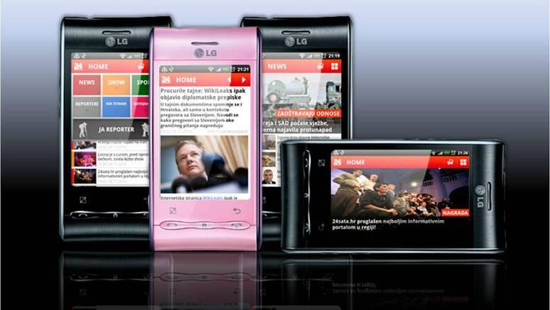 24sata - prvi hrvatski medij s Android aplikacijom!