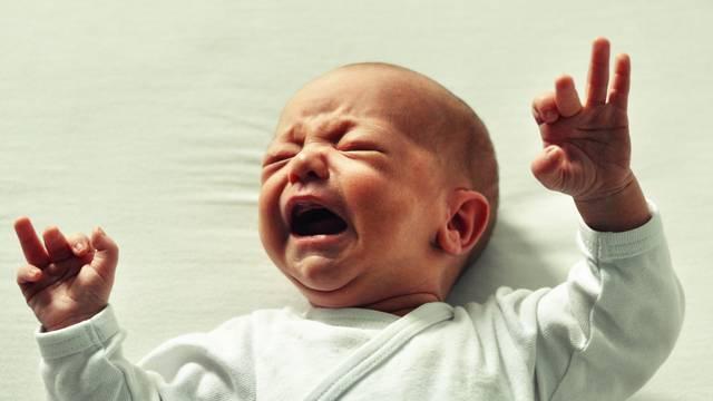 Beba koja plače