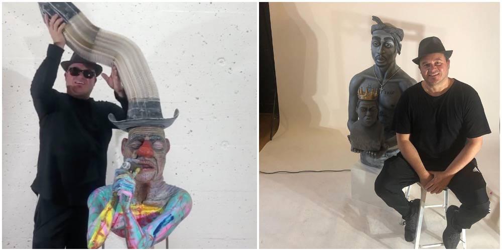 Felix radi čuda od papira, a njegova skulptura nema cijenu