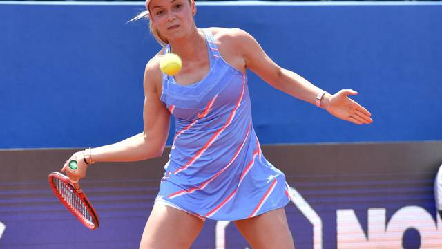 Zadar: Teniski turnir Adria tour, egzibicijski meč Olge Danilović i Donne Vekić