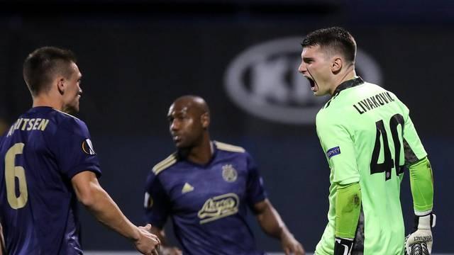 Zagreb: Dinamo i Feyenoord Rotterdam susreli se u 1. kolu Europske lige