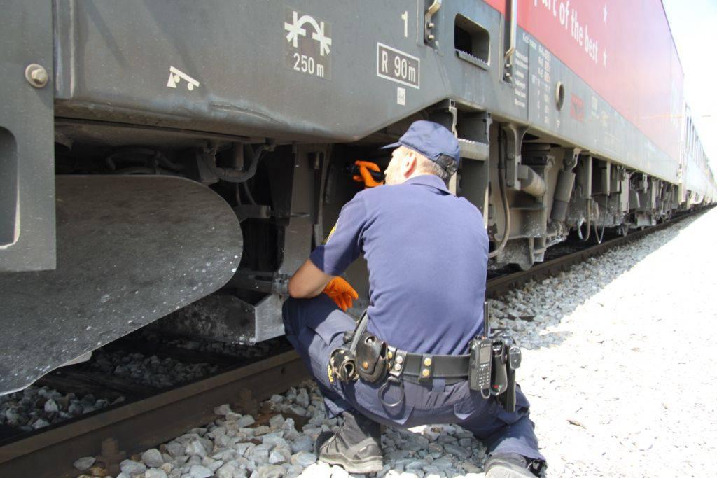 Hrvatskom je prošao vlak pun droge: Zaustavili ga u Sloveniji