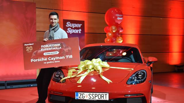 Kako je sportski znalac iz Varaždina osvojio je Porsche?
