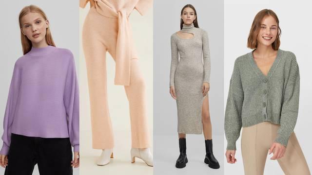 Top pleteni komadi u dućanima: Mekane hlače, tunike i haljine savršene su ovo doba godine