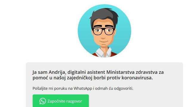 Andriju koristilo preko 50.000 ljudi, a iz svijeta nam čestitaju