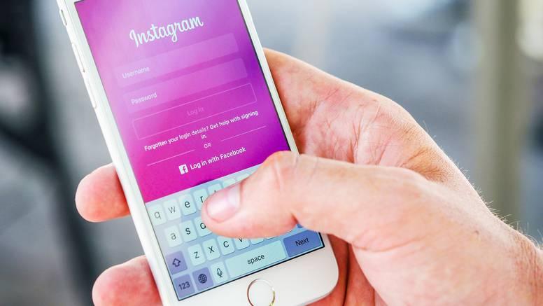 Broj 'skočio' pet puta: Gotovo milijun Hrvata na Instagramu