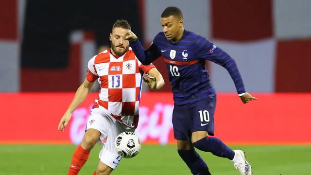 UEFA Nations League - League A - Group 3 - Croatia v France