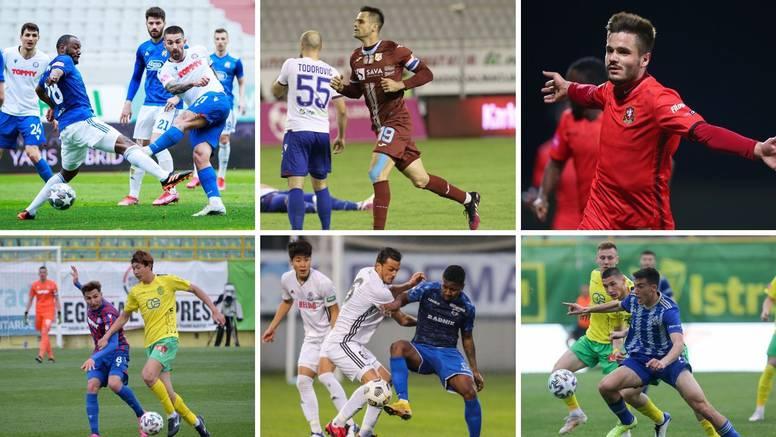 Ludi HNL: Hajduk može ostati bez Europe nakon 15 godina, a Varaždin pobijediti i ispasti...