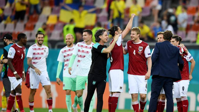 Austrija pobijedila Ukrajinu u Bukureštu i pomogla Hrvatima