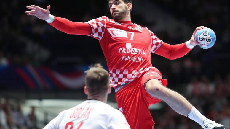 Stepančić dvije sekunde prije kraja donio slavlje Hrvatskoj!