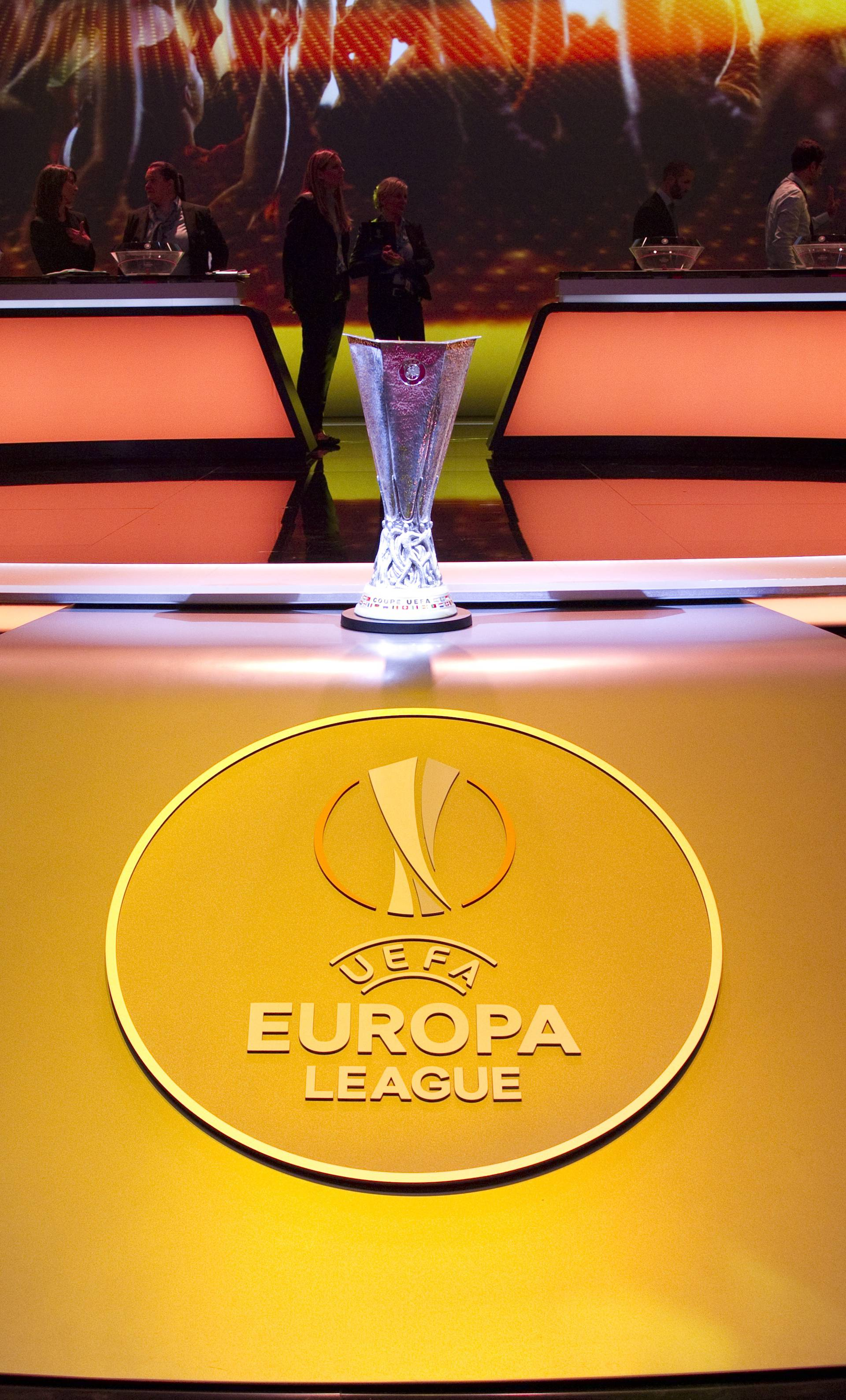 UEFA Europa League / Champions League Group Stage Draw in Monaco 2017/2018