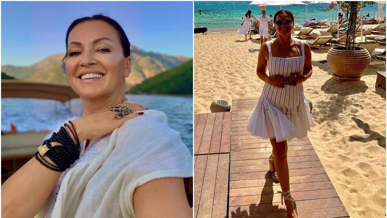 Nina Badrić počastila fanove fotkama s plaže: 'Sjajno mjesto'