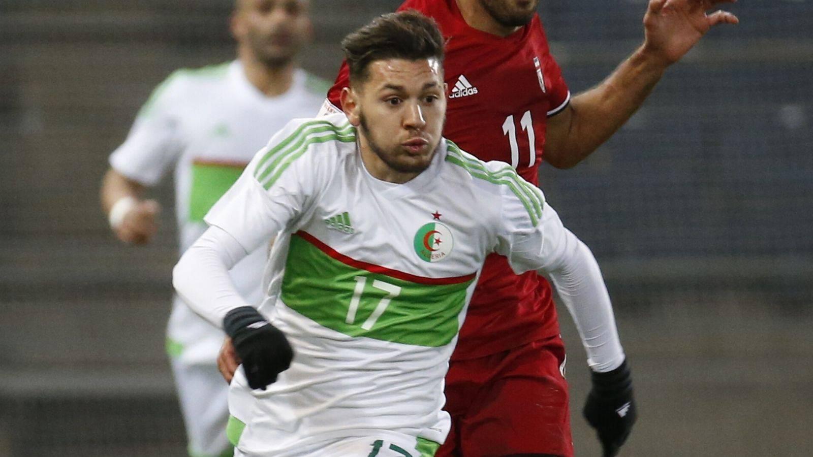 Alžirskog nogometaša uhitili zbog masturbiranja na javnom mjestu drugi put u dva mjeseca
