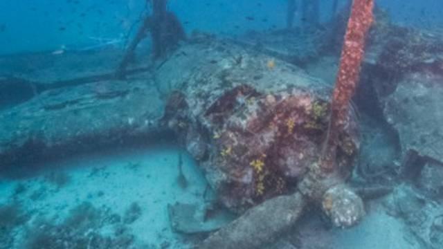 Na mjestu gdje je pao američki avion 1944. pronađene su kosti