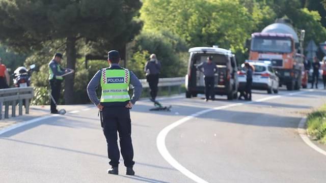 Policajci u autu naletjeli su na dijete (9) u blizini Dubrovnika