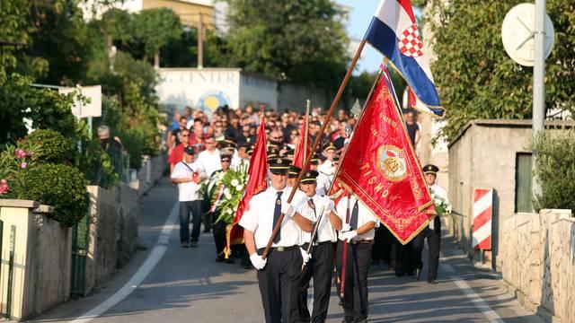 Održan 11. Mimohod sjećanja za pet vatrogasaca iz Tisnog