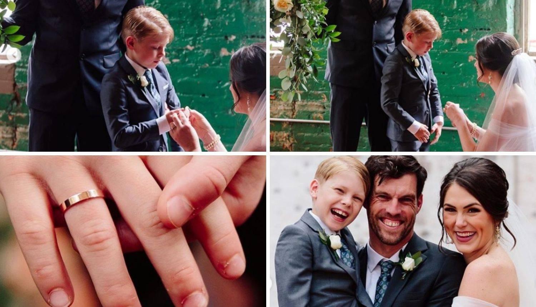 Nije svaka maćeha kao iz priče: Ova je malenom poručila da će on biti njena 'zauvijek obitelj'