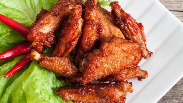 Recept: Pikantna pohana krilca