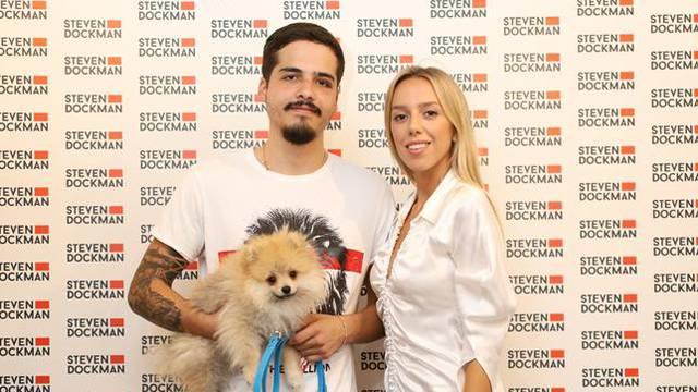 Luka Rajić Jr. sad i javno pozira s kćeri trenera Nikole Jurčevića