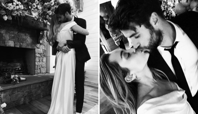 Sad je i službeno: Miley Cyrus udala se za Liama Hemswortha
