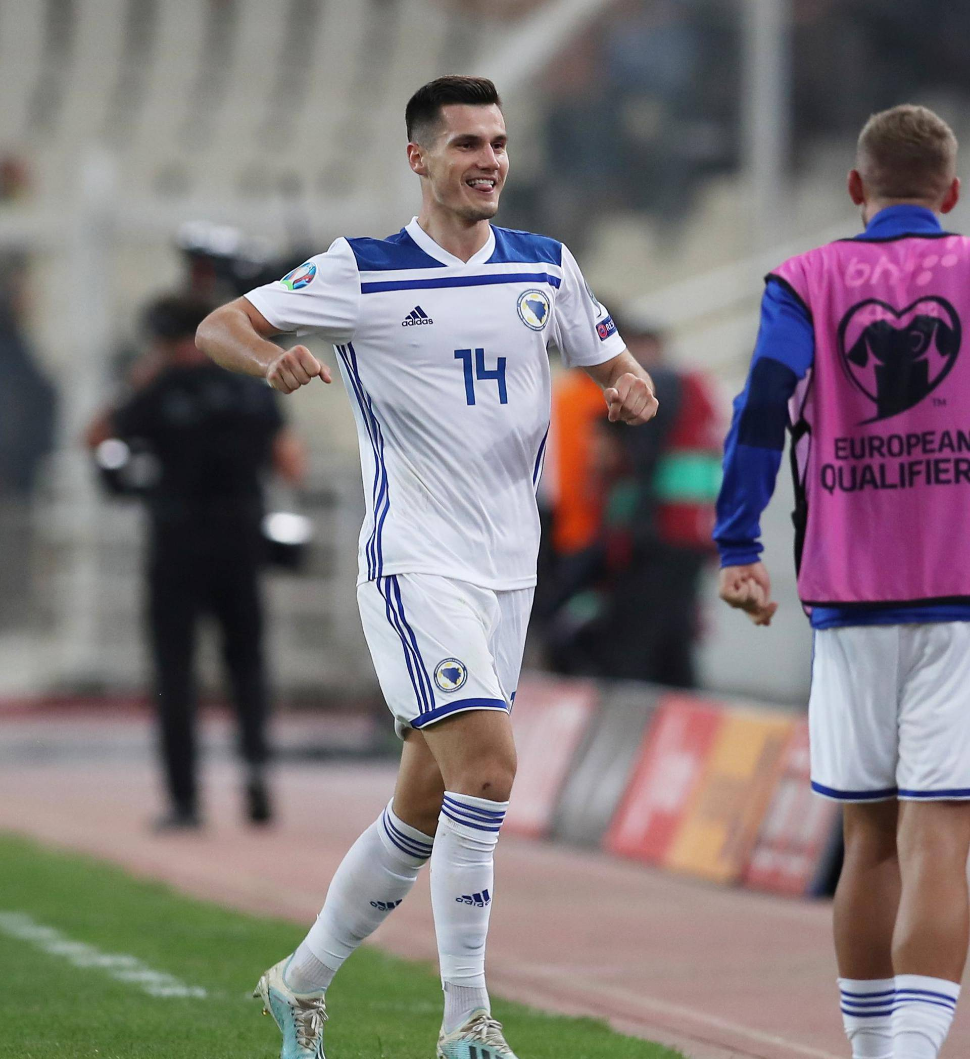 Euro 2020 Qualifier - Group J - Greece v Bosnia and Herzegovina
