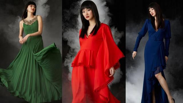 Povratak glamura: Fine svilene haljine donose Badgley Mischka
