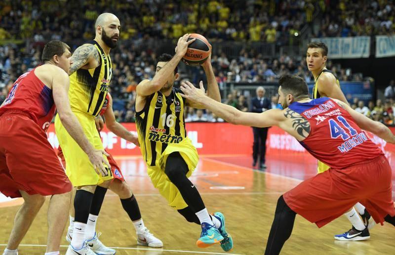 Fenerbahce Istanbul vs CSKA Moscow