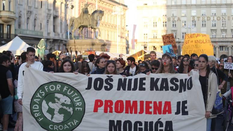 Diljem svijeta prosvjedi za klimu: Traži se hitno djelovanje