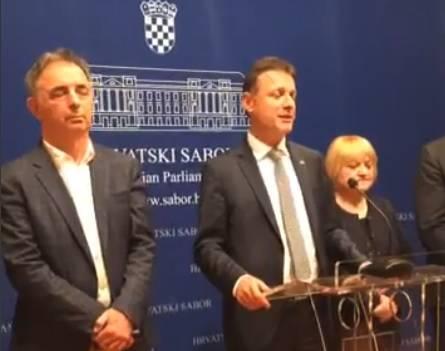 'Otišli smo jer je dostojanstvo Hrvatske na prvom mjestu'