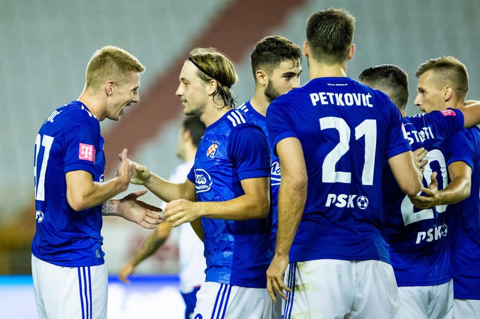 Split: HNK Hajduk i GNK Dinamo susreli se u 4. kolu Prve HNL