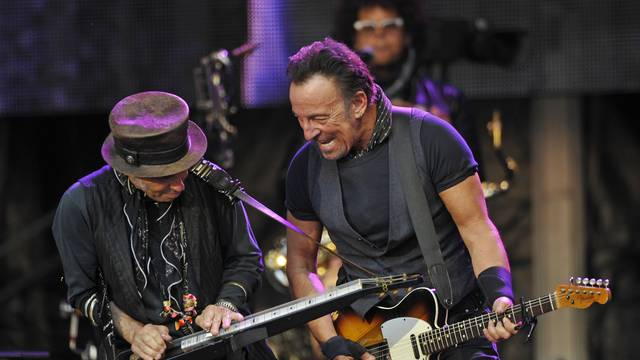 Bruce Springsteen & The E Street Band Live -  London