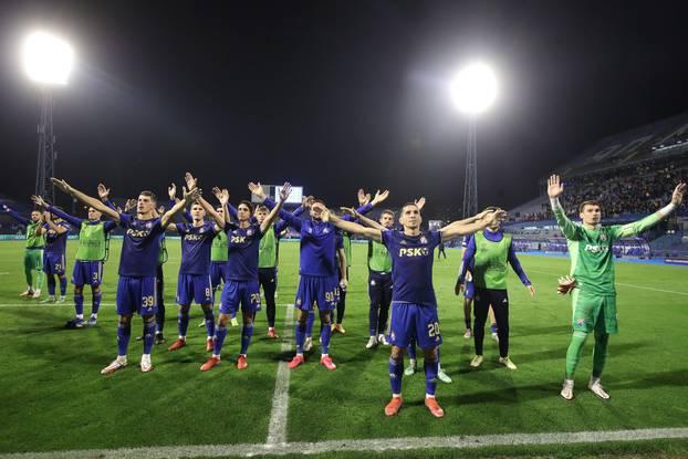 Šerif ide u Ligu prvaka, Dinamo put nastavlja u Europskoj ligi
