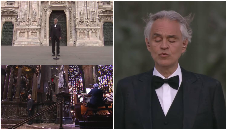 Najgledaniji koncert klasične glazbe je Bocellijev uskrsni...