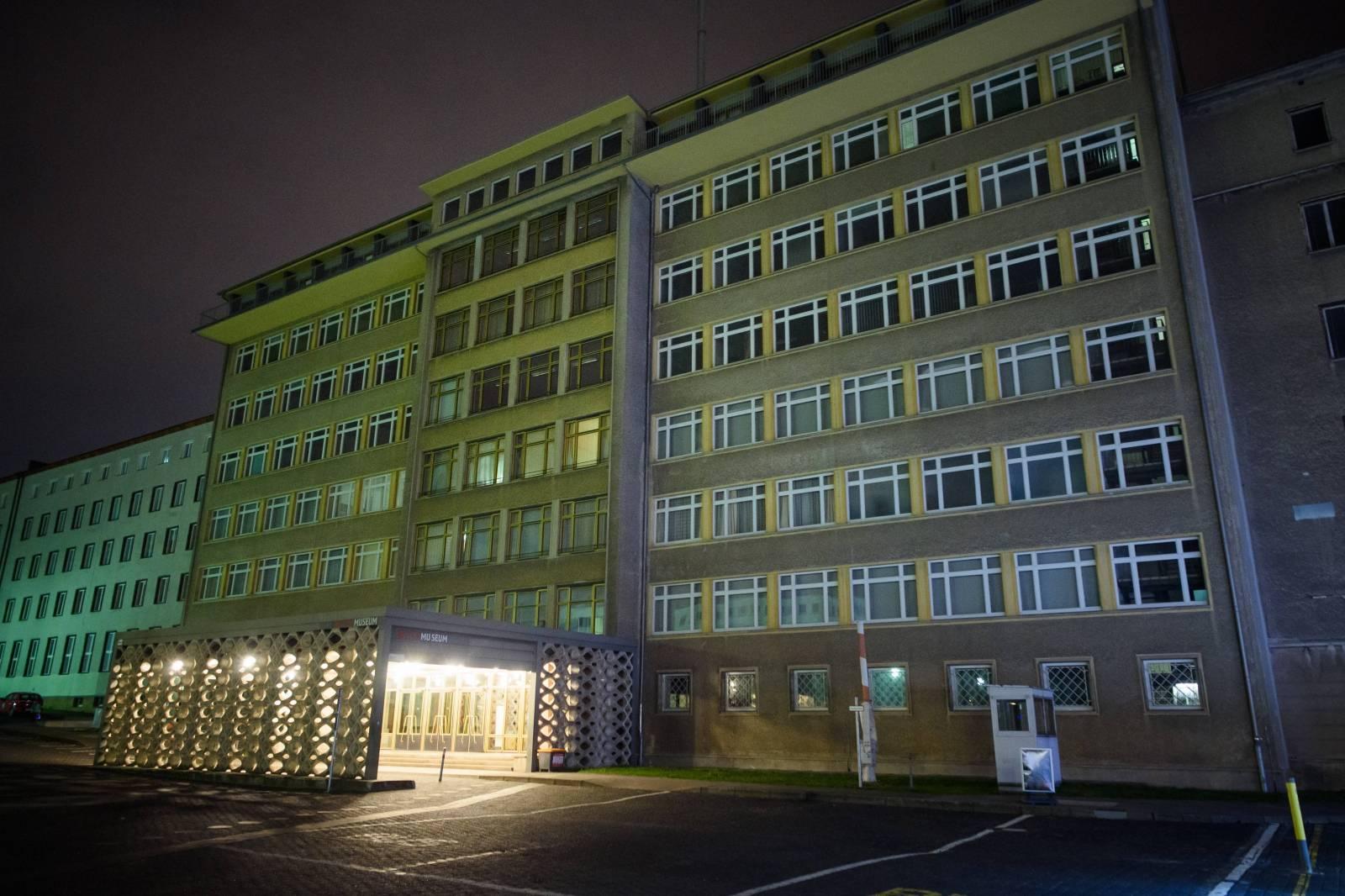 Stasi Museum in Berlin